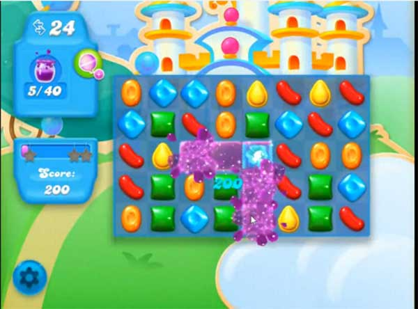 candy crush soda level 256