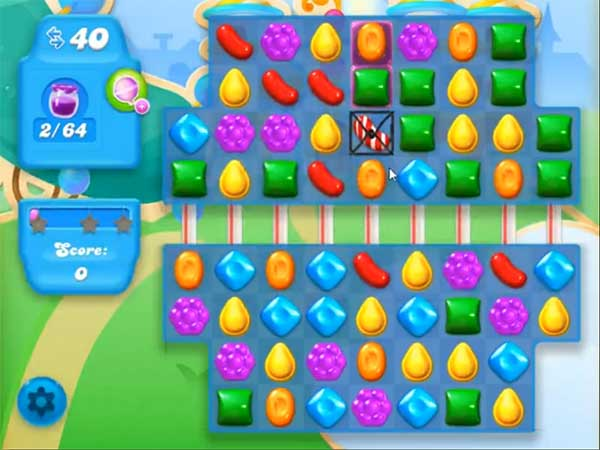 candy crush soda level 257