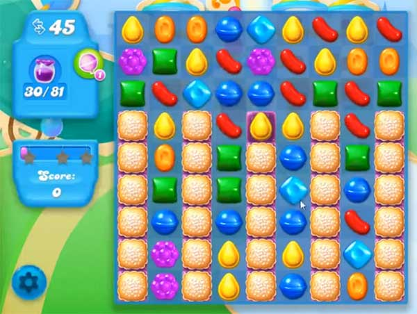 candy crush soda level 261