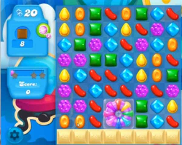 candy crush soda level 276