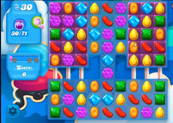 candy crush soda level 279