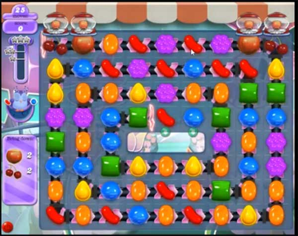 candy crush dreamworld level 601