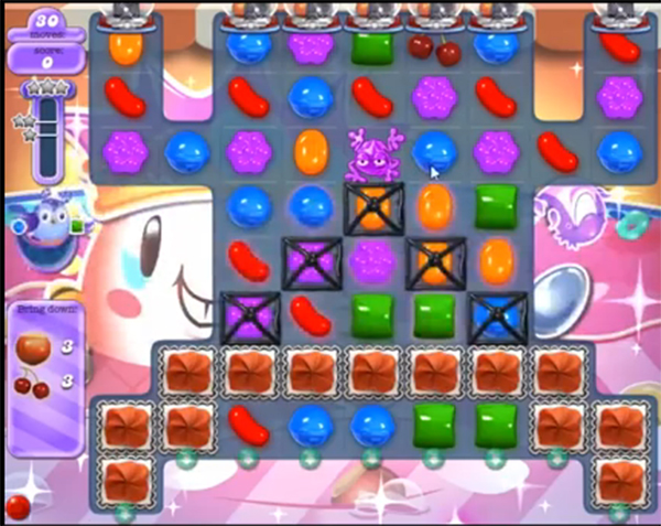 candy crush dreamworld level 620