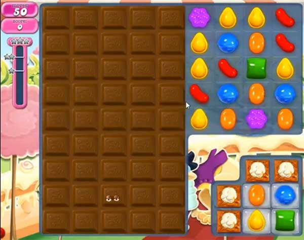 candy crush level 865