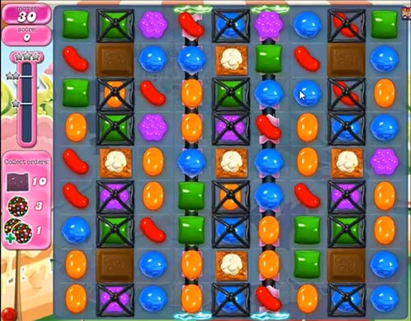 candy crush level 870