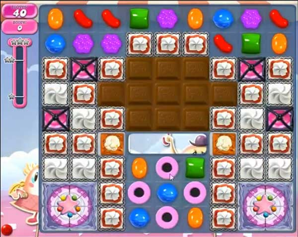 candy crush level 876