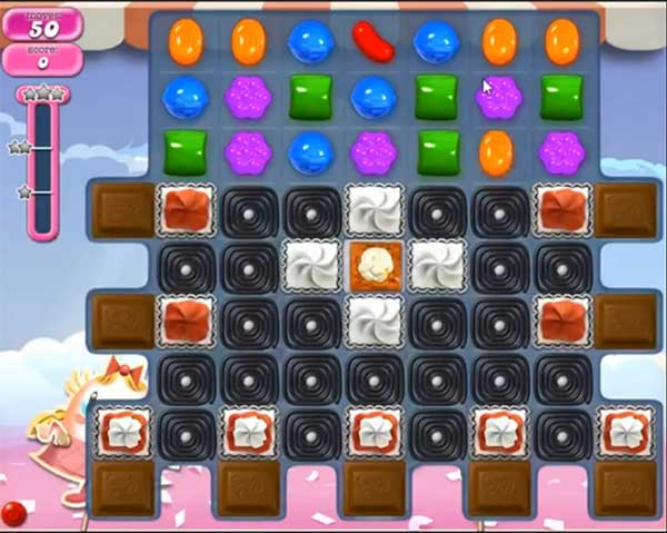 candy crush level 877