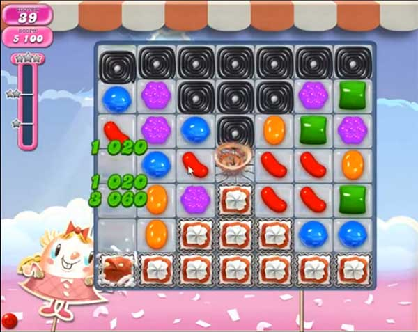 candy crush level 882