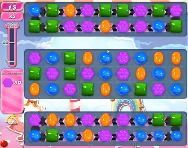 candy crush level 883