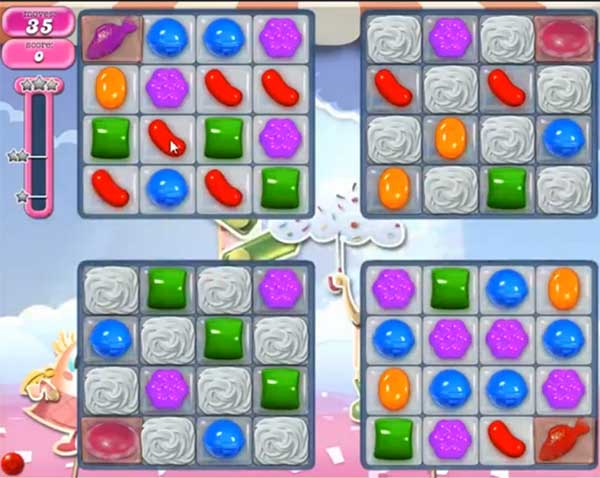 candy crush level 887