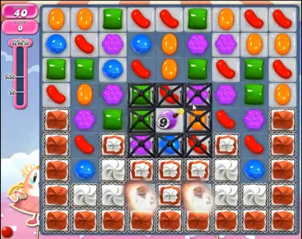 candy crush level 888