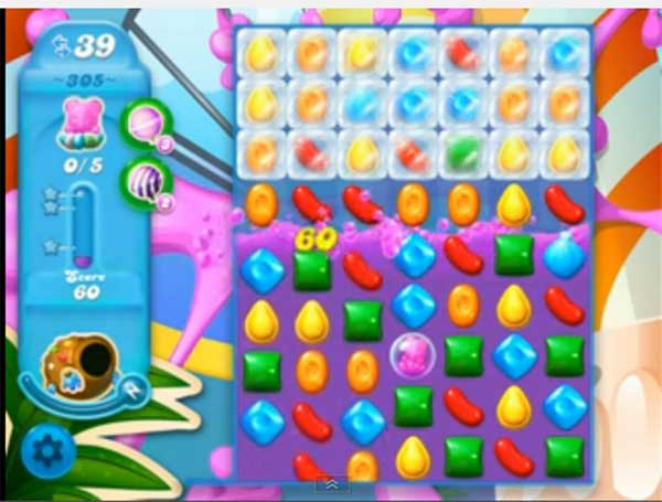 candy crush soda level 305