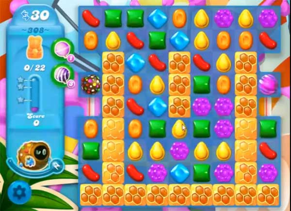 candy crush soda level 308
