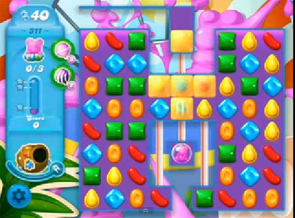 candy crush soda level 311