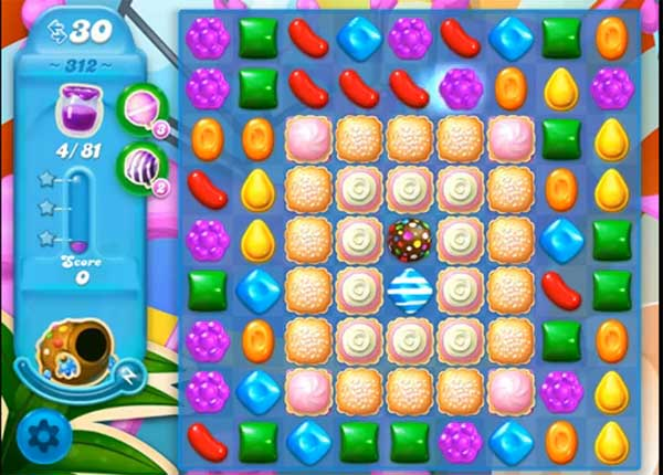 candy crush soda level 312