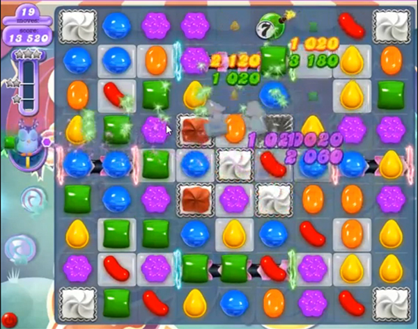 candy crush dreamworld level 625