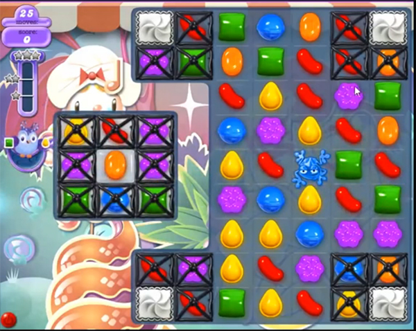 candy crush dreamworld level 626