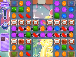 candy crush dreamworld level 628
