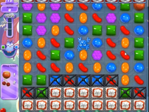 candy crush dreamworld level 631