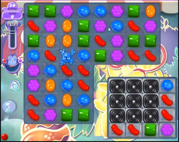 candy crush dreamworld level 632