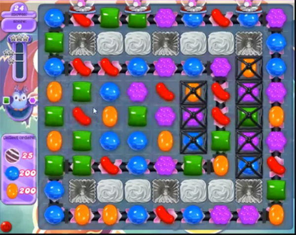 candy crush dreamworld level 633