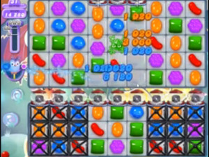 candy crush dreamworld level 634