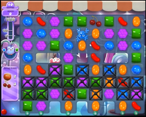 candy crush dreamworld level 637