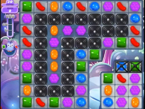 candy crush dreamworld level 641