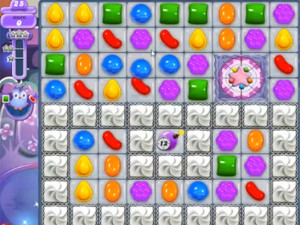 candy crush dreamworld level 648