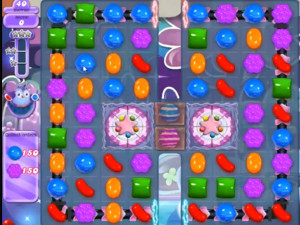 candy crush dreamworld level 650