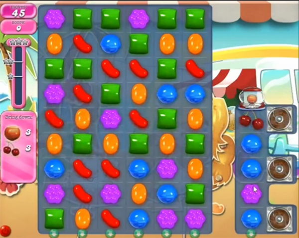 candy crush level 893