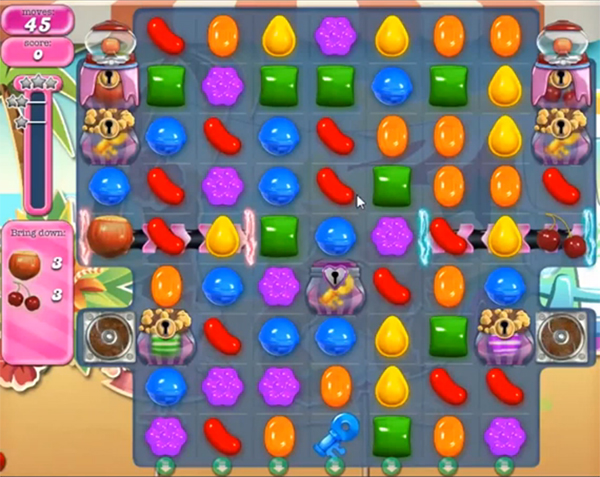 candy crush level 895