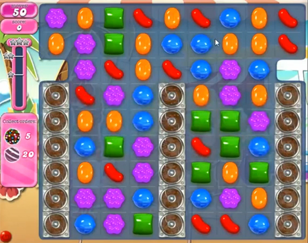 candy crush level 900