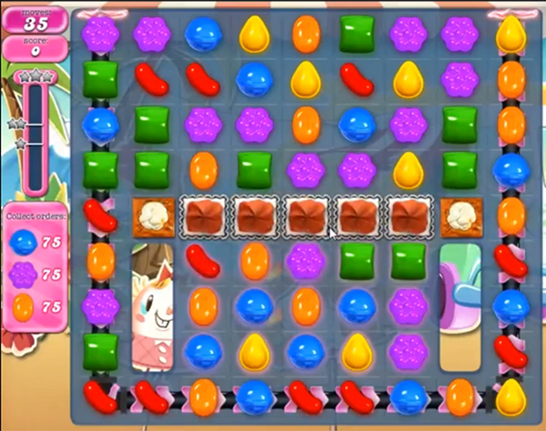 candy crush level 901