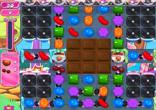 candy crush level 910
