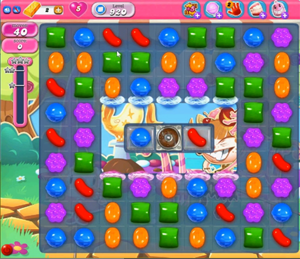 candy crush level 920