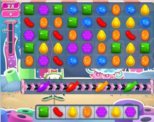 candy crush level 921