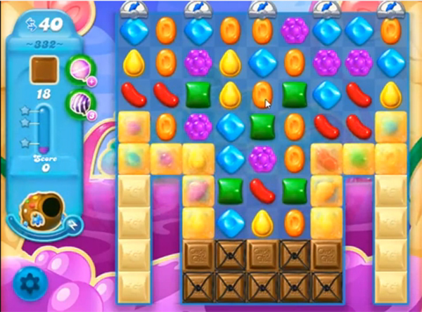 candy crush soda level 332