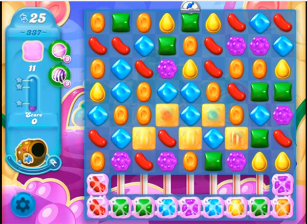 candy crush soda level 337