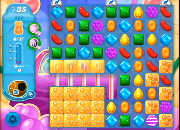 candy crush soda level 338
