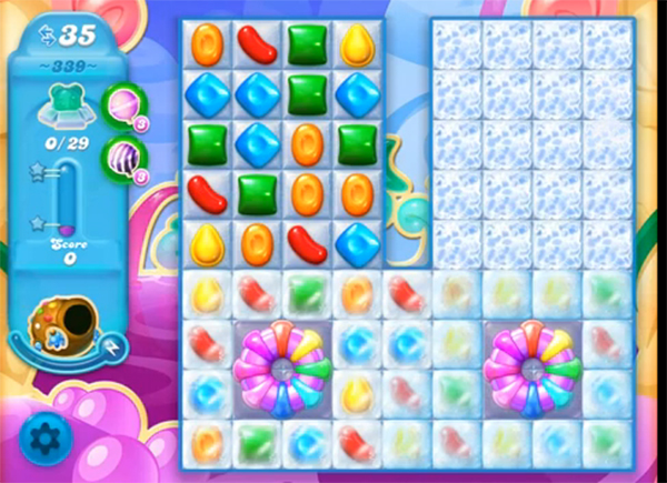 candy crush soda level 339
