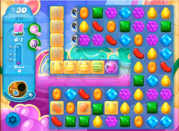 candy crush soda level 341