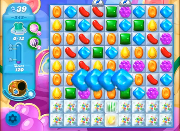 how to pass level 40 on candy crush soda