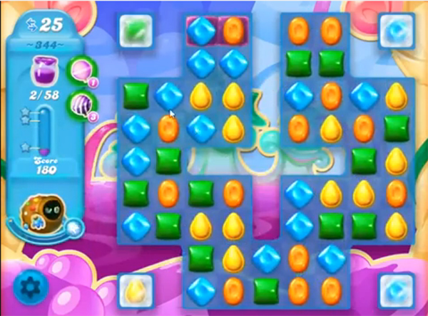 candy crush soda level 344