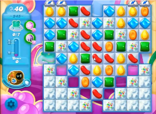 candy crush soda level 345