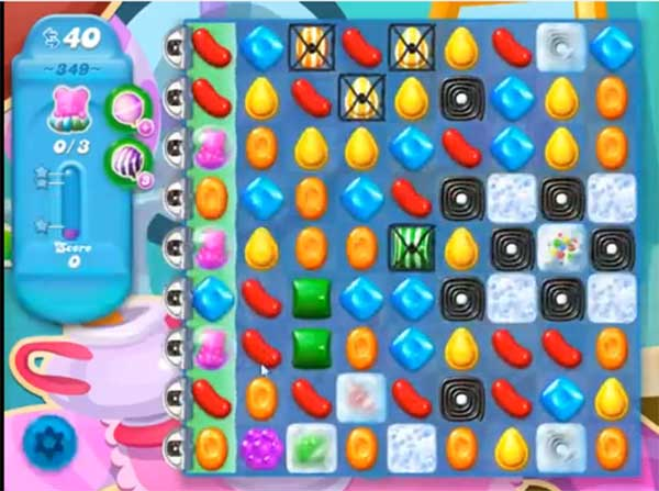 how to play candy crush soda level 349