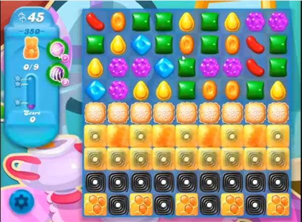 candy crush soda level 350