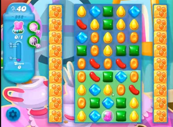 candy crush soda level 352