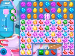 candy crush soda level 353
