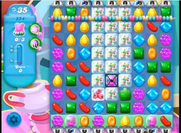 candy crush soda level 354